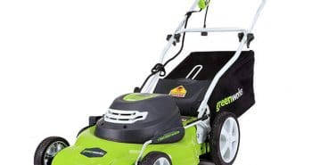 GreenWorks 20-Inch Review