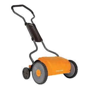 best reel lawn mowers guide