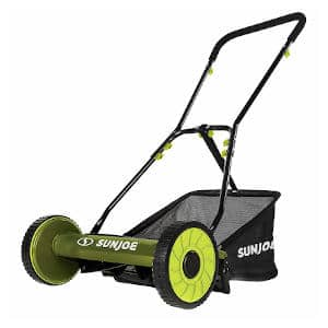 best reel mowers