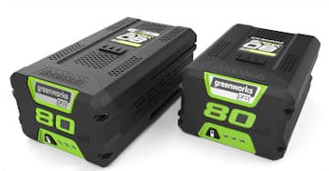 Greenworks Pro 80V Battery