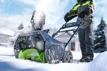 Greenworks Pro 80V Snow Thrower