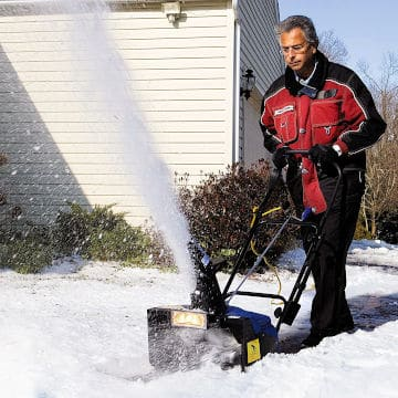 Snow Joe SJ623E Snow Blower Review